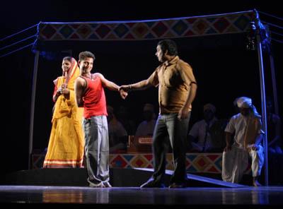 Bhojpuri Maghi Play Gabarghichor Spreads Earthy Fragrance Of Folk Lore Music