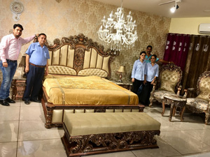 Ks Furniture House Launches Luxury Bedroom Furniture