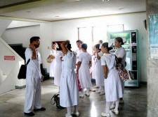 Seven Indian nurses rescued in Saudi Arabia