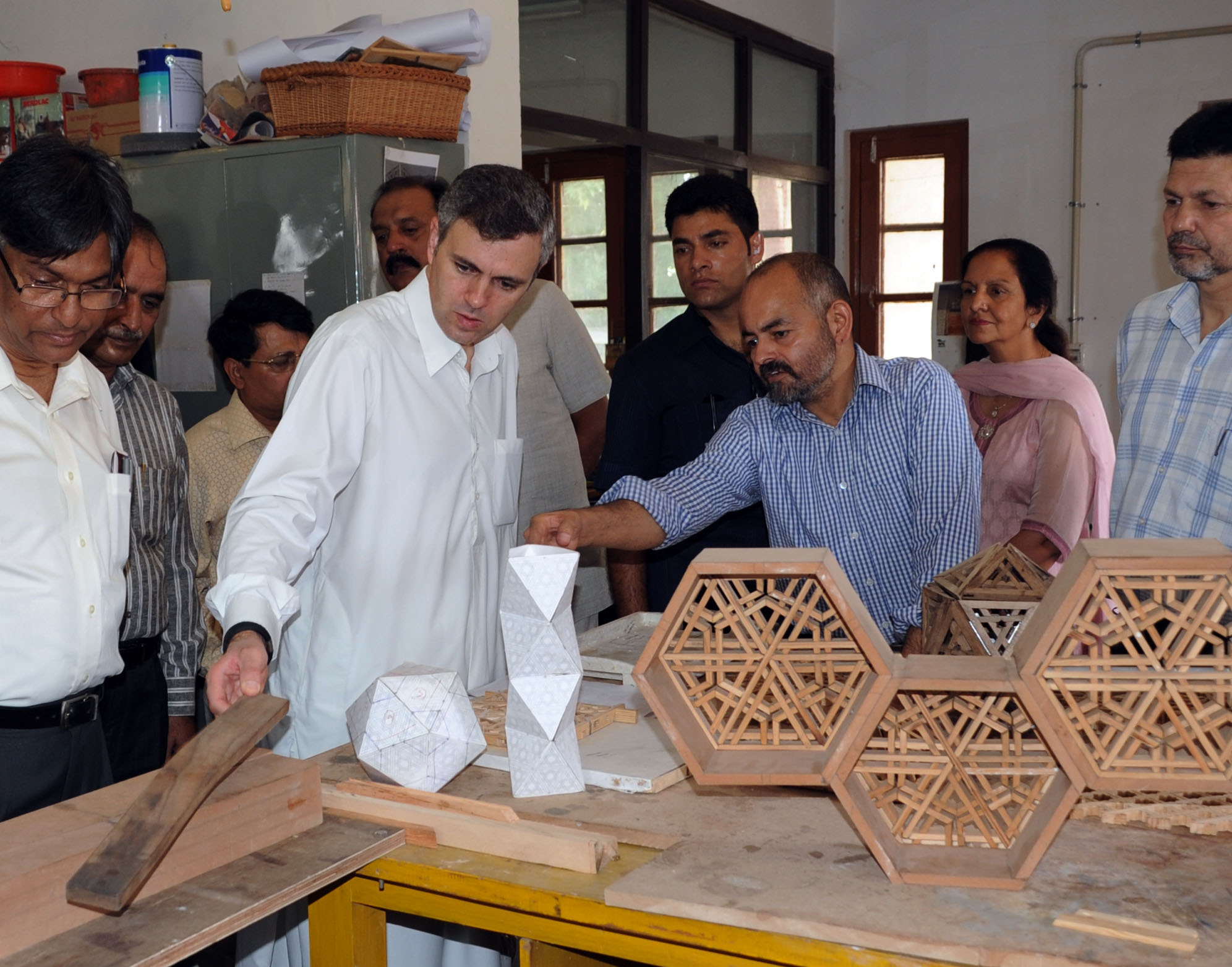 Six Traditional Kashmir Crafts Awarded Geographical Copyright