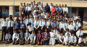 SOS Hermann Gmeiner School celebrates Annual Sports Day