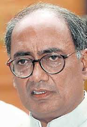 Digvijay Singh, ex-education minister booked for fraud