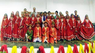 Heritage School organizes Inter-House Dance Competition