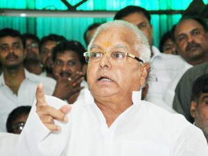 Lalu's RJD faces EC ire over audit report