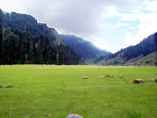 Scenic beauty of bani