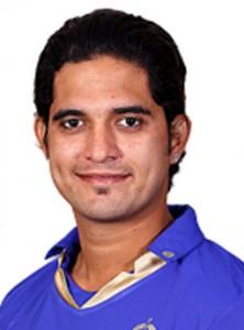 cricketer Samad Fallah