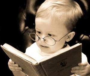 Cultivating reading habit in children