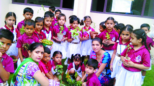 KC Gurukul conducts English Poetry Recitation Competition
