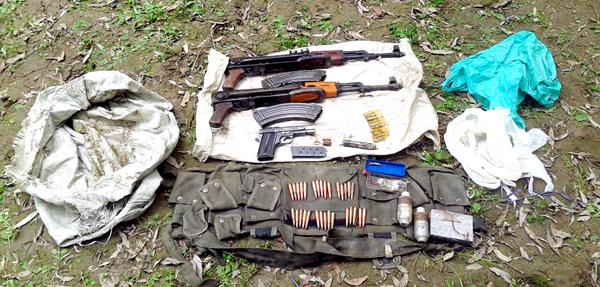 2 cops, civilian killed; DSP escapes unhurt in Pampore attack