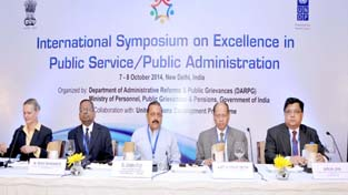 Modi Govt S Focus On People Friendly Governance Dr Jitendra