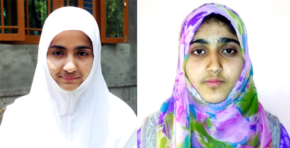 Militant Village Throws Surprise 2 Girls Top 10th Class Exams