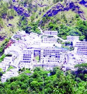 New track to Mata Vaishno Devi shuts due to landslide