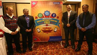 Aircel launches 'free basic internet' for new customers