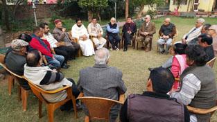 Baba Ramdev aide to organize Yoga camp in Panch Mandir