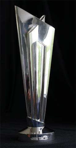 World T20 Trophy Departs From Mumbai On Global Tour Tomorrow