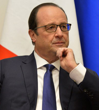 Talks on terror, climate change to be focus of Hollande visit