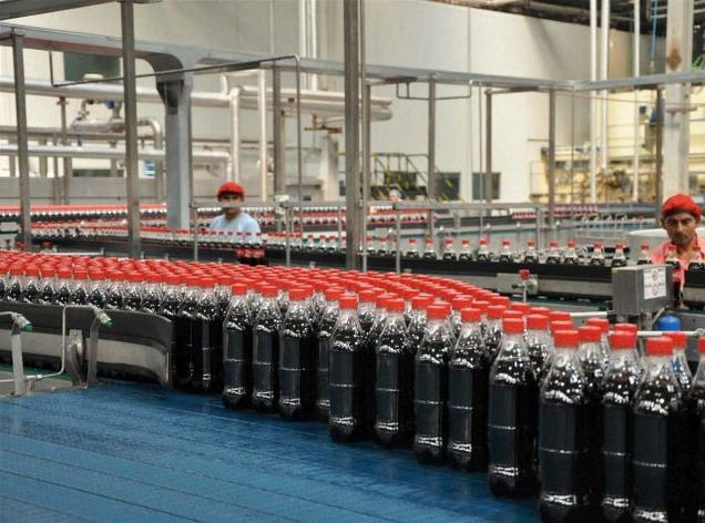 coca cola manufacturing Whether you're enjoying the refreshing taste of coca-cola in a glass bottle or mini coke can, it was meant to be enjoyed with friends and food taste the feeling.