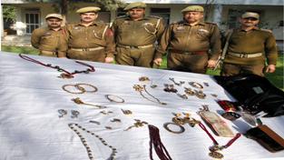 stolen jewellery recovered in delhi
