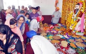 Guru Ravi Dass Jayanti celebrated