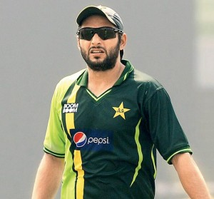 Afridi served legal notice over 'love for India' statement