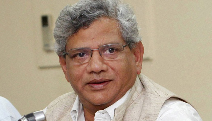 General Secretary Sitaram Yechury