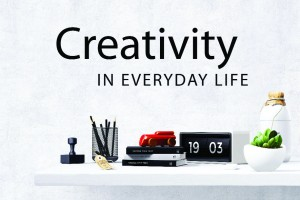 Creativity in everyday life