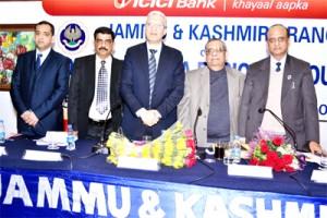 "J&K Branch of ICAI organizes seminar on ""Bank Audit & Union Budget-2016"""