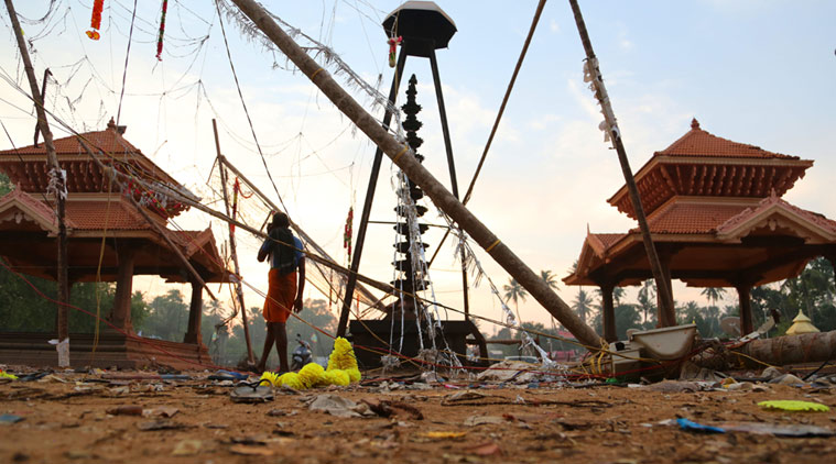 Toll rises to 110 in temple fireworks tragedy