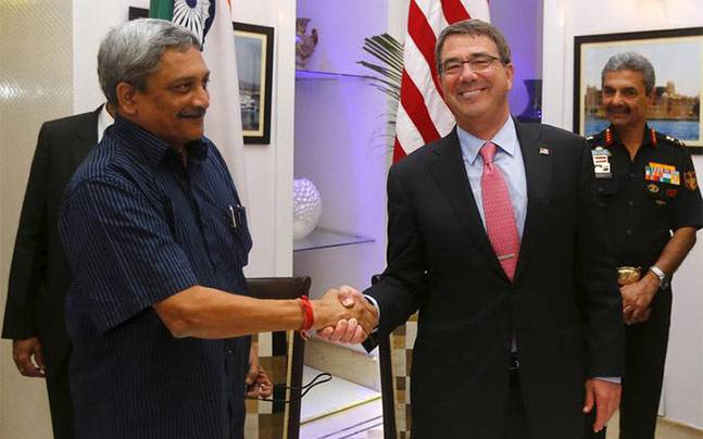 India Us Agree In Priciple To Logistics Exchange Agreement