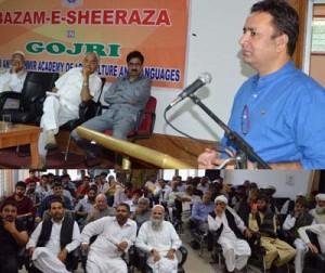 Zulfkar calls for embracing cultural identity