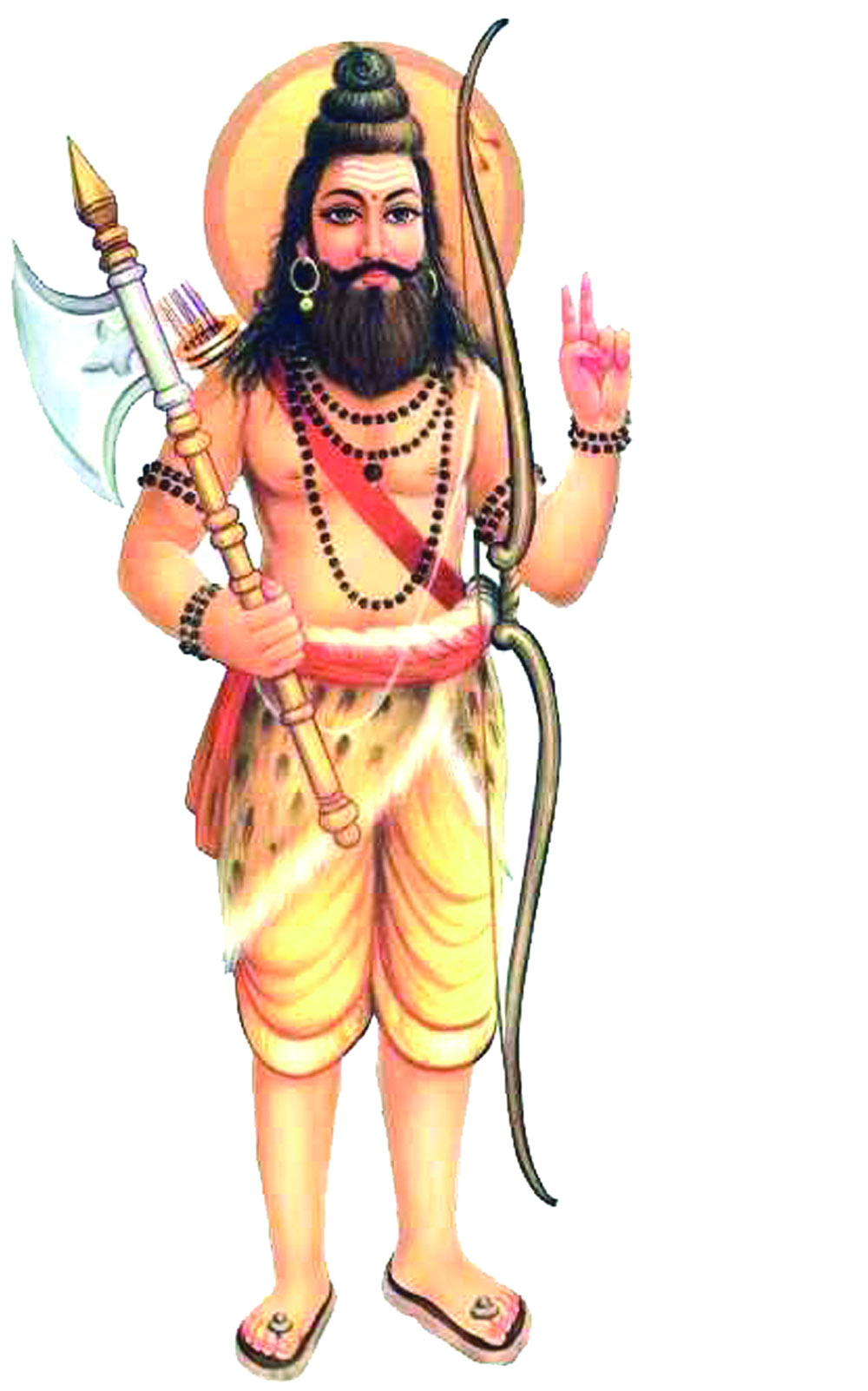 Immortal 'God Shri Parashurm Ji'