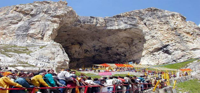 Home Ministry reviews Amarnath Yatra security