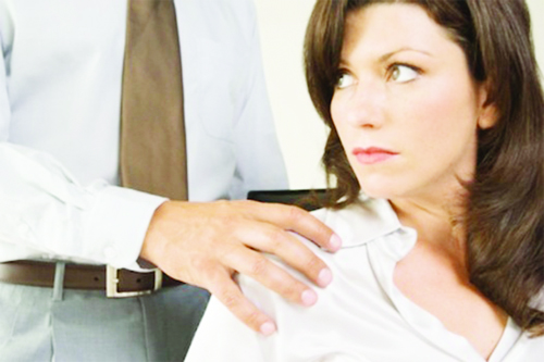 essay on sexual harassment at work
