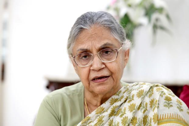 Congress UP CM face, Sheila Dikshit, no stranger to state politics