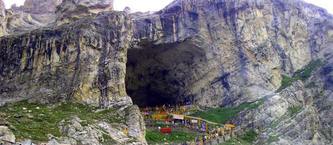 Small batch of 30 Amarnath pilgrims leaves from Jammu