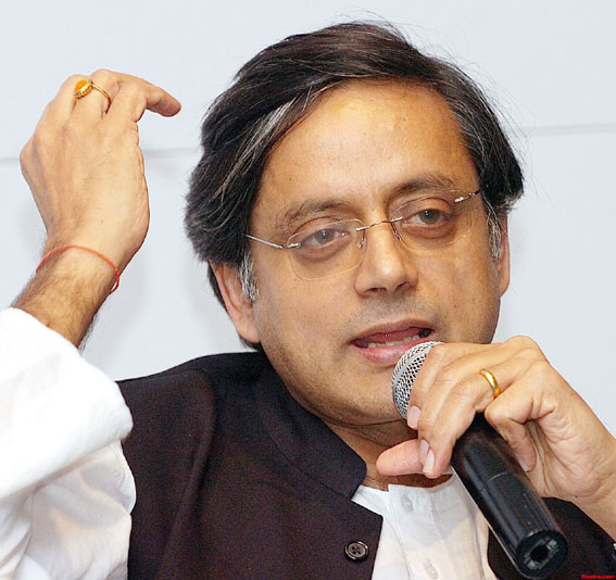 National security won't get compromised by shouting slogans: Tharoor
