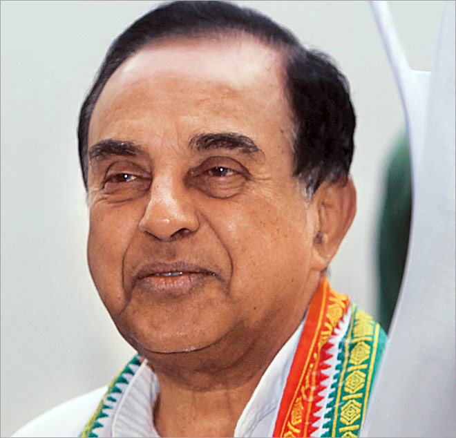 Swamy writes to PM against GSTN, bats for Govt-owned entity