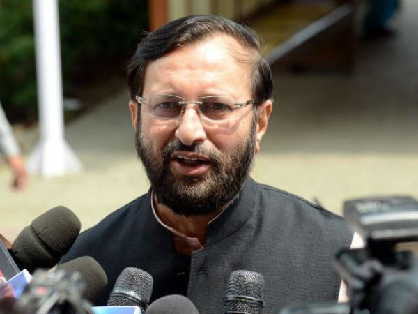 No change in reservations in new education policy: Javadekar