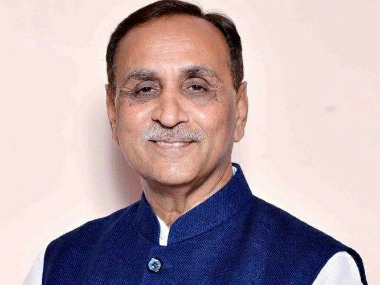 Vijay Rupani to be Gujarat CM
