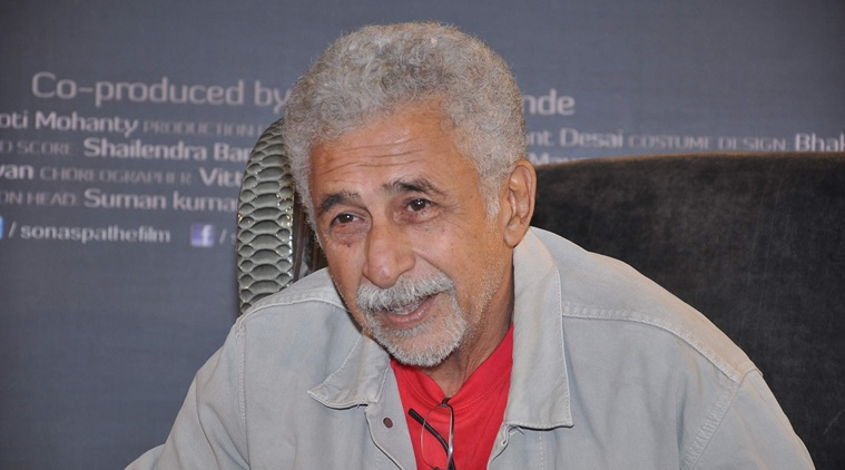 Nobody takes an actor's opinion seriously: Naseeruddin Shah