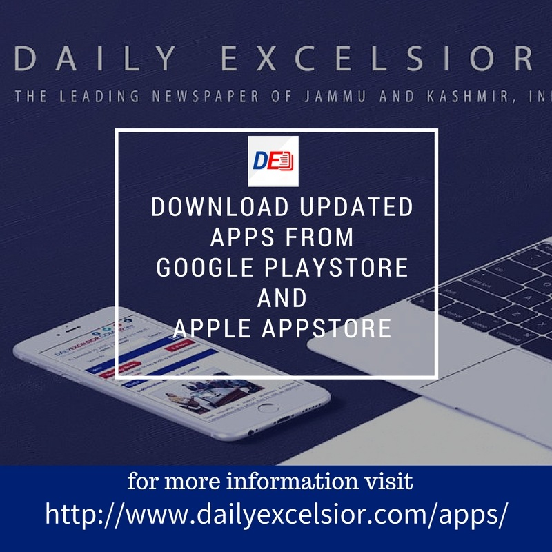 Daily Excelsior App Update