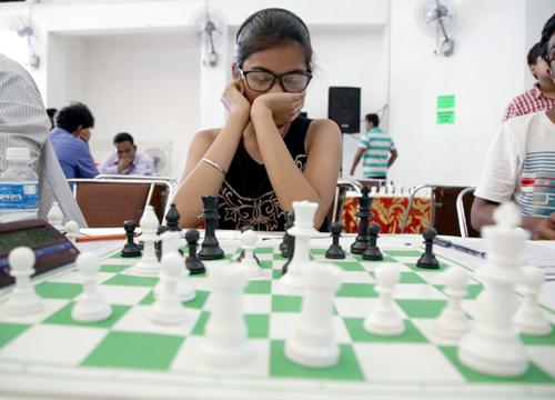 Asian amateur match pity, that