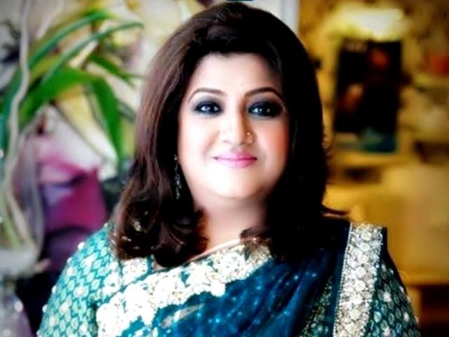Artistes just spread love: Pak actress on cross-border tension
