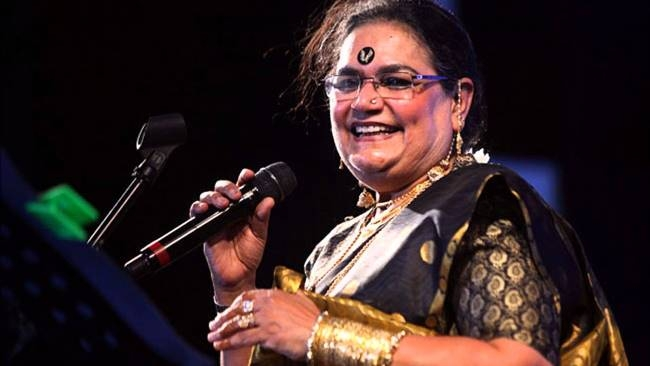 Usha Uthup composes and sings in English for Durga Puja album
