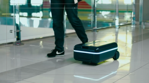 Soon, your suitcase will follow you home like a puppy!