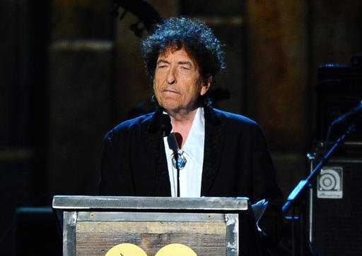 US songwriter Bob Dylan wins Nobel Literature Prize