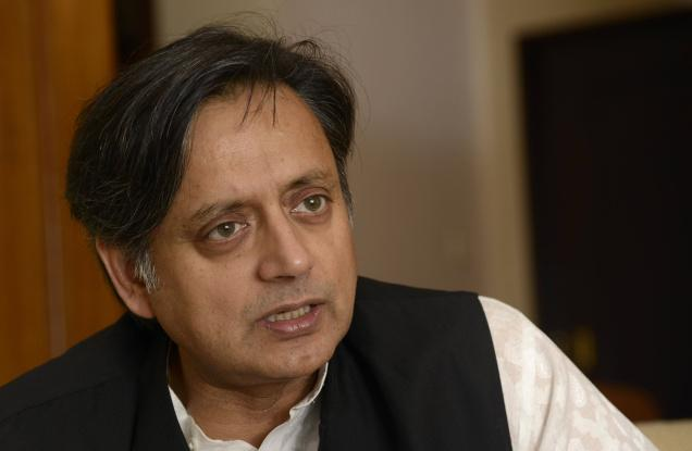 Tharoor concerns over leak of panel's proceedings on  surgical strikes