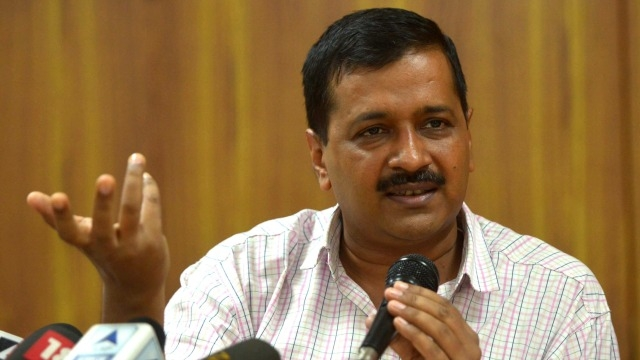 Widespread fear that phones of judges being tapped: Kejriwal