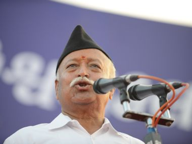 Grant state citizenship rights to Hindu refugees in J-K: Bhagwat