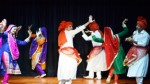 Natrang artists performing at London.